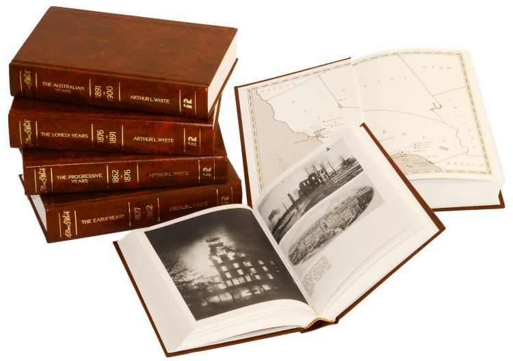 Ellen G  White (6-volume biography)